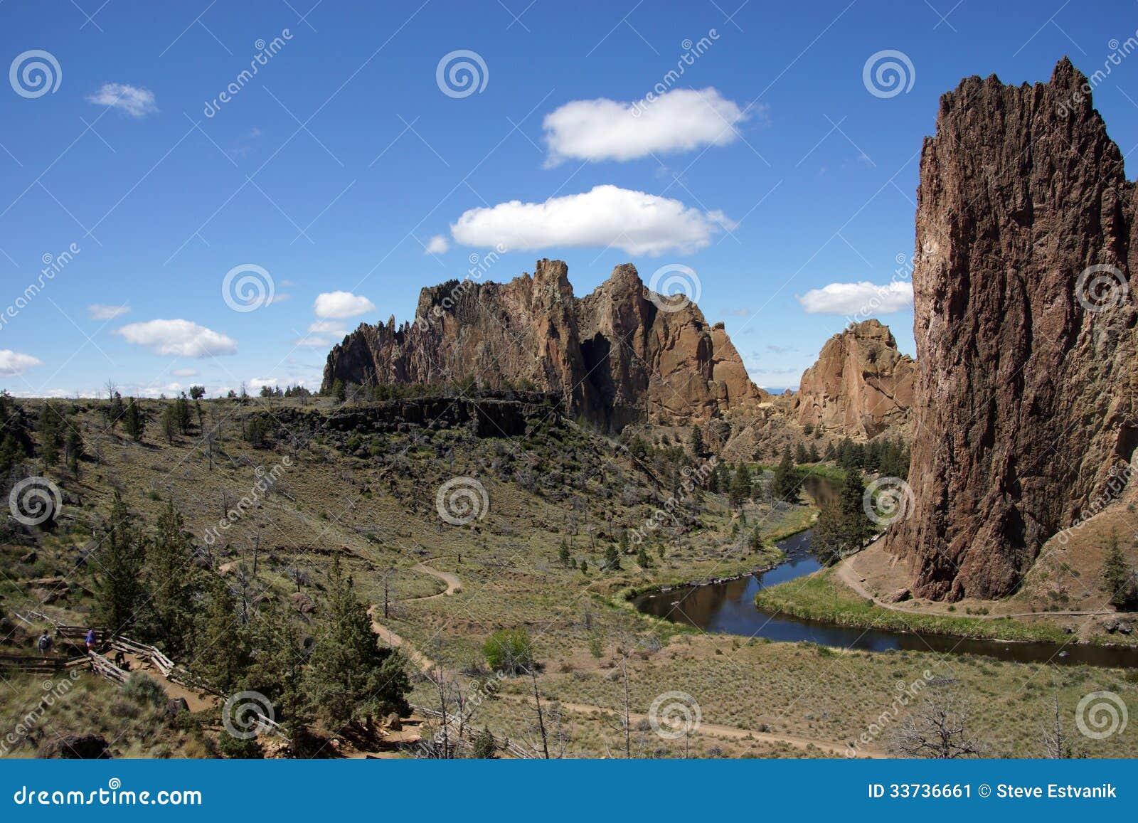 Пол долины нечестного реки