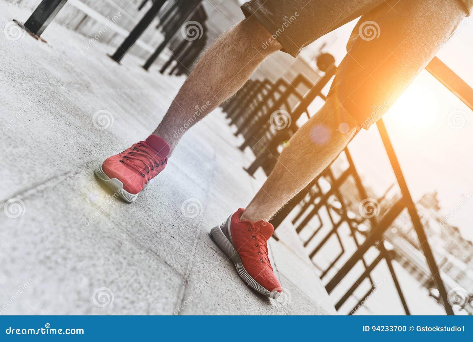 Получать готовый для бега