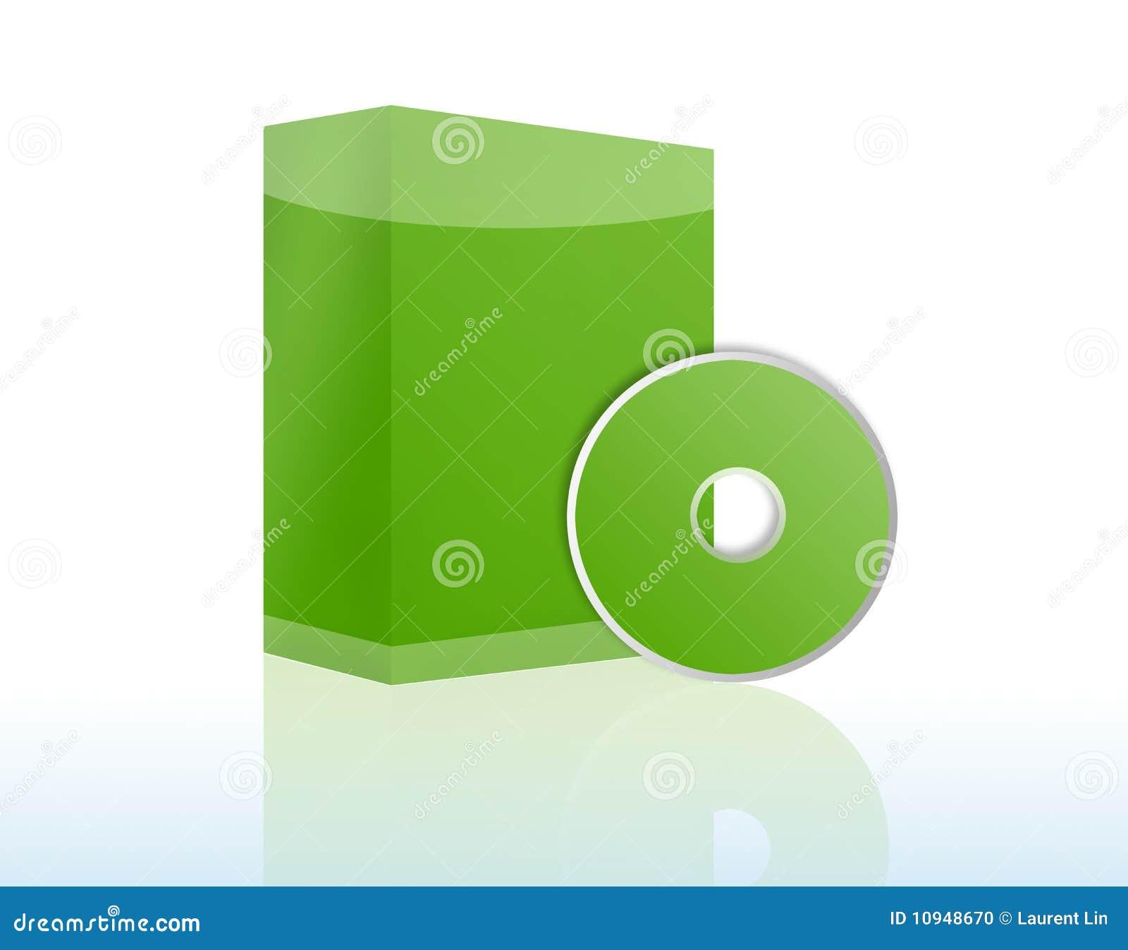 ПО copyspace коробки cd