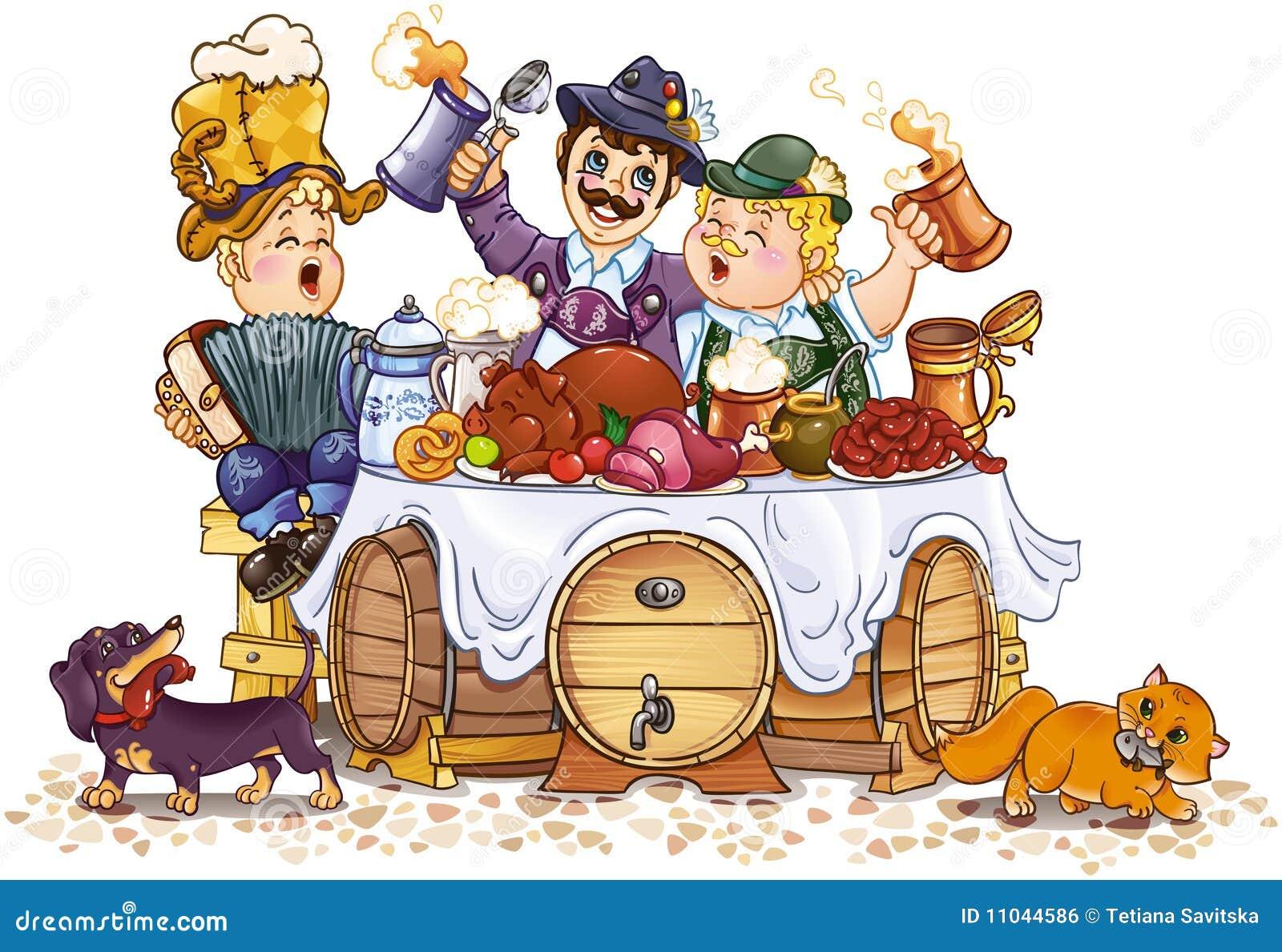 празднество oktoberfest