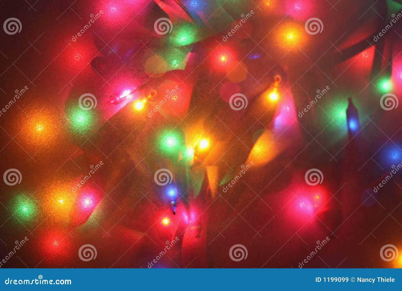 праздничные света