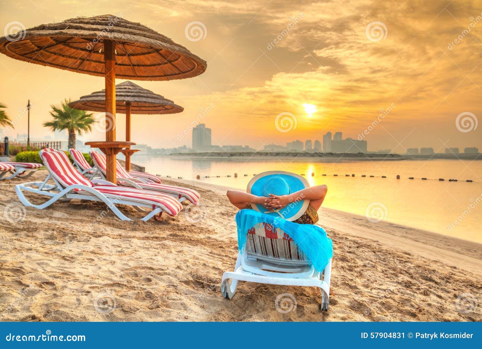 Праздники Солнця на пляже
