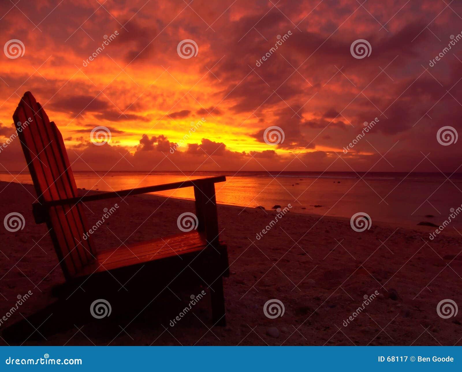 предводительствуйте заход солнца