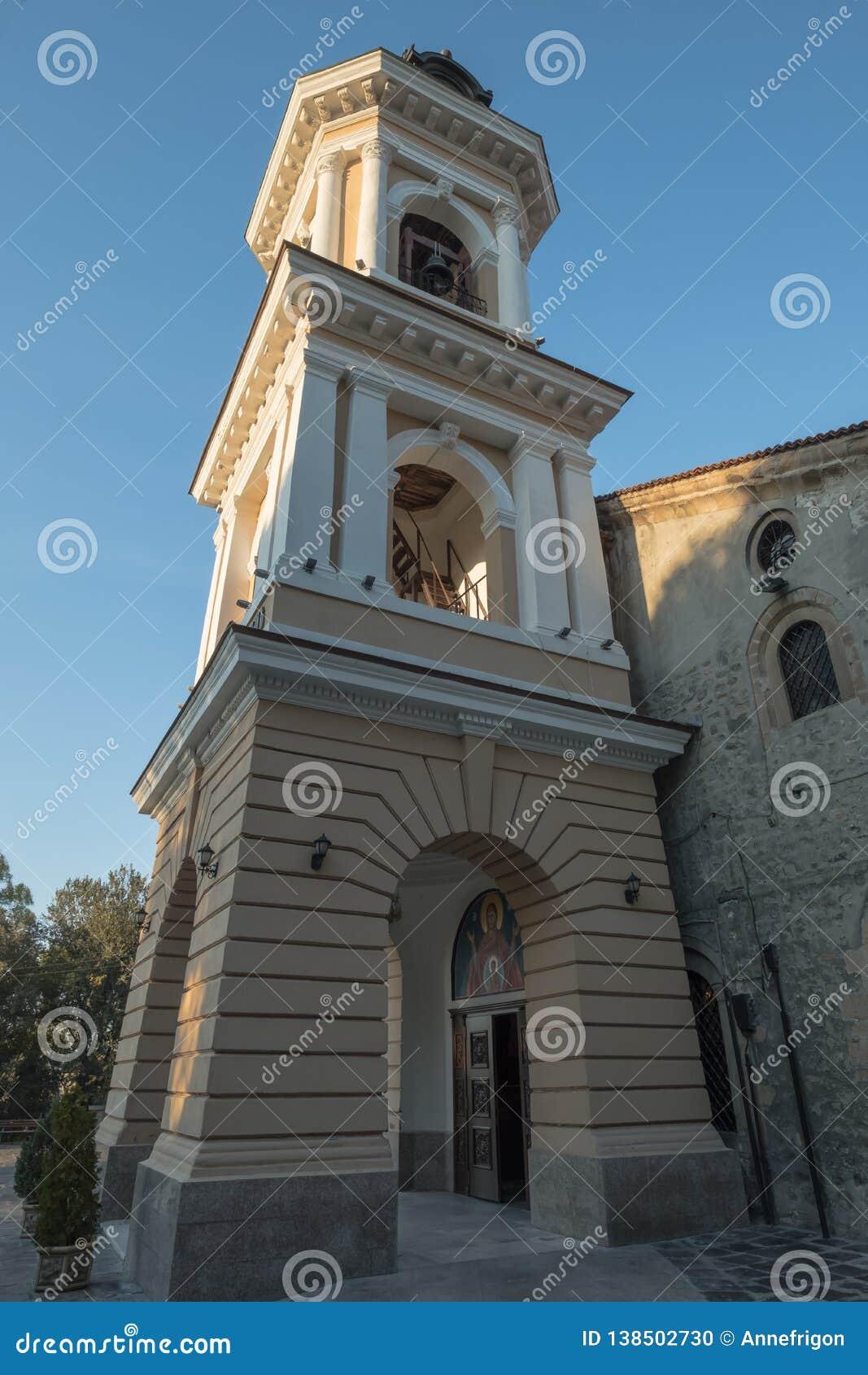 Предположение церков святой девственницы, городок Пловдива старый, Болгария