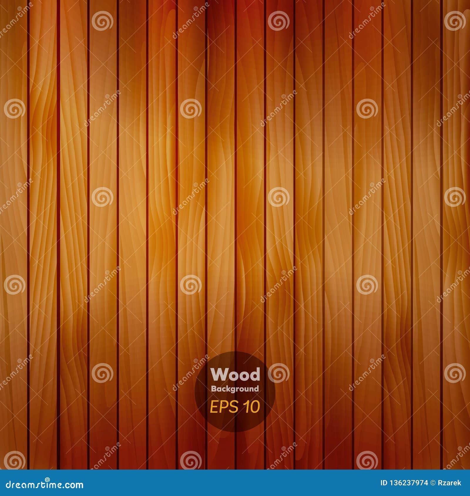 Предпосылка вектора деревянная brougham иллюстрация
