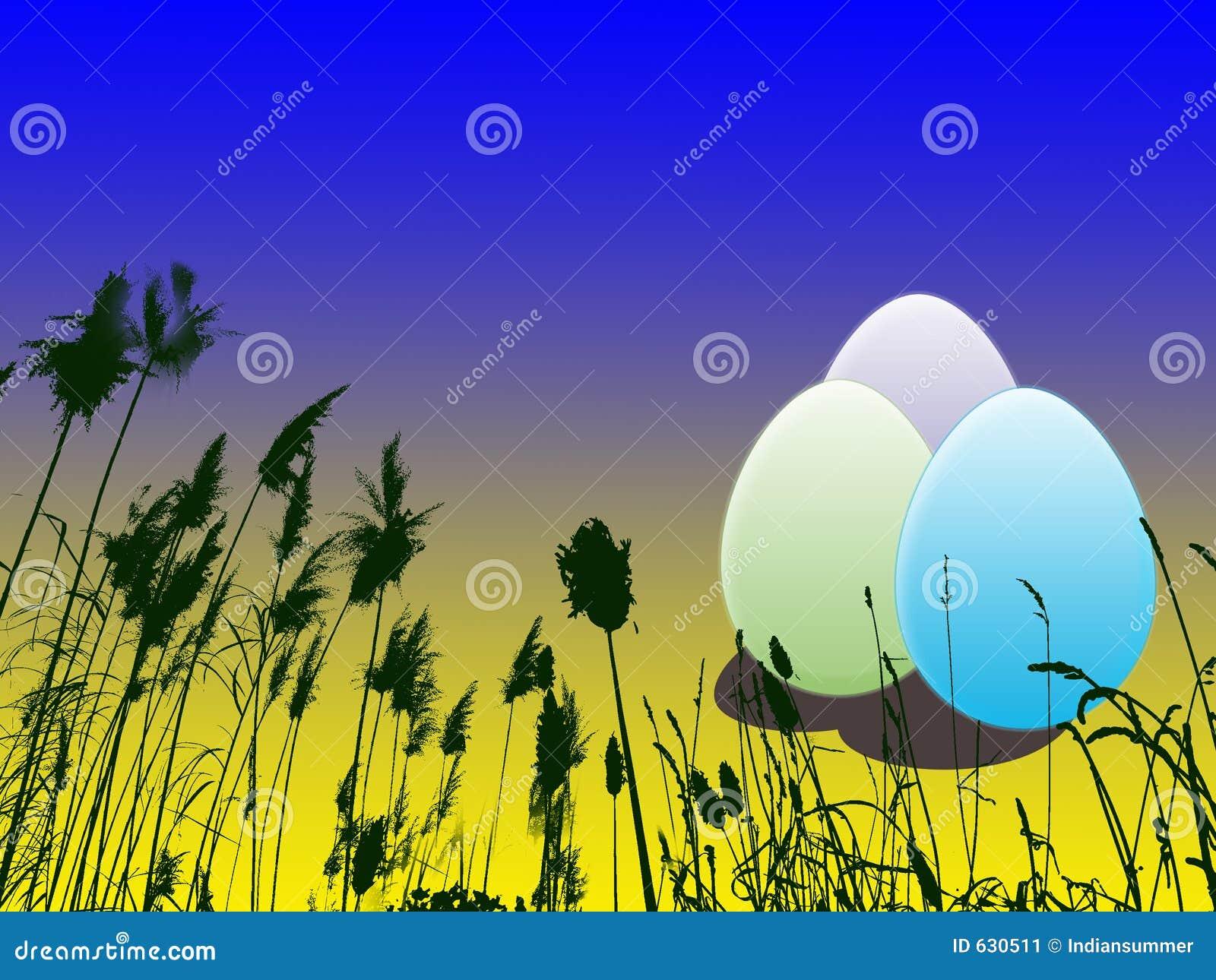 Download предпосылка пасха иллюстрация штока. иллюстрации насчитывающей еда - 630511