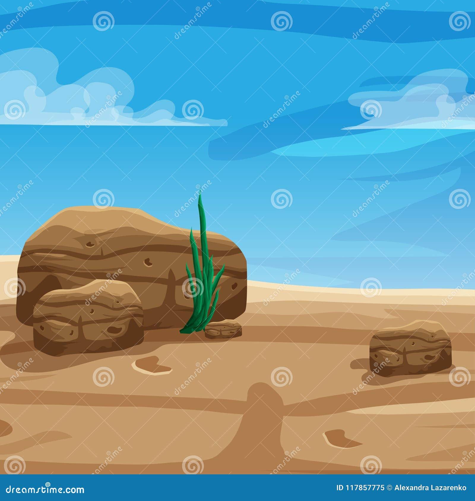 Предпосылка пустыни
