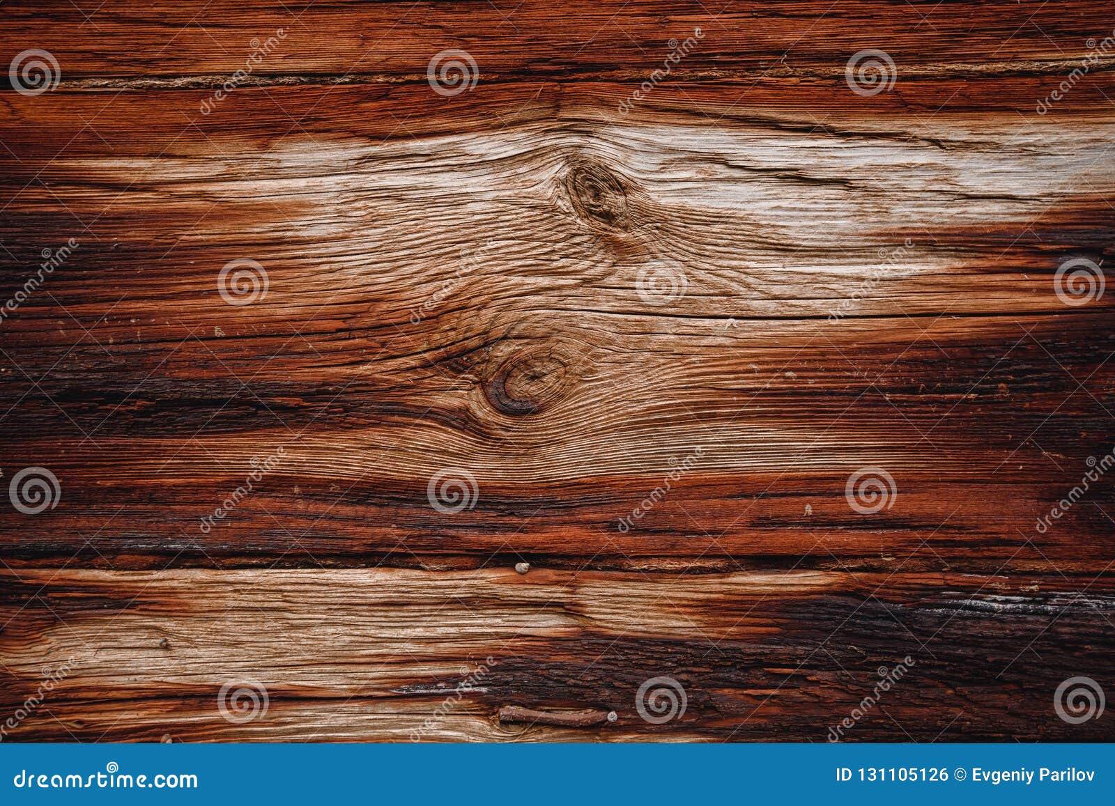 Предпосылка текстуры дизайна старая темная деревянная