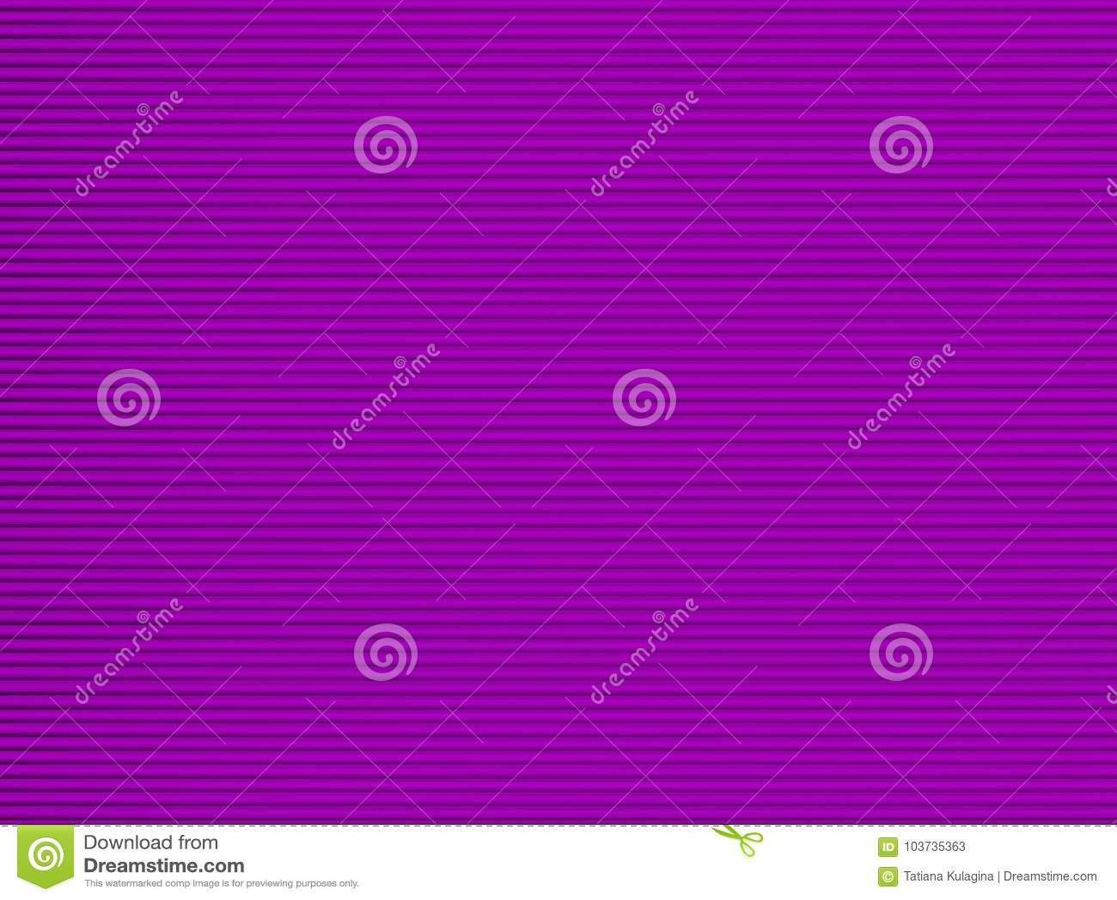 Предпосылка фиолетовых линий
