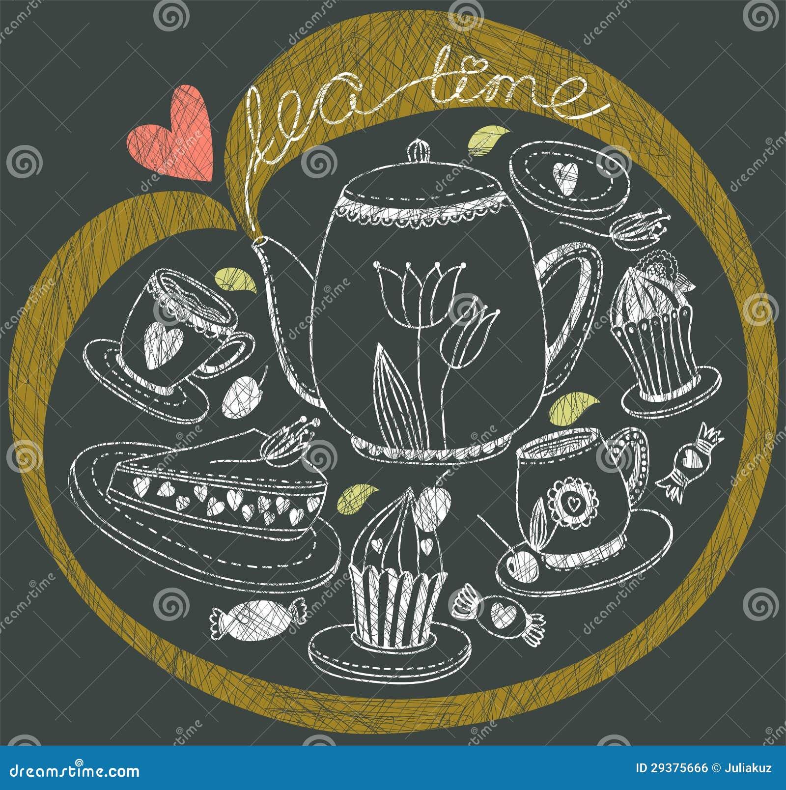 Предпосылка чая год сбора винограда