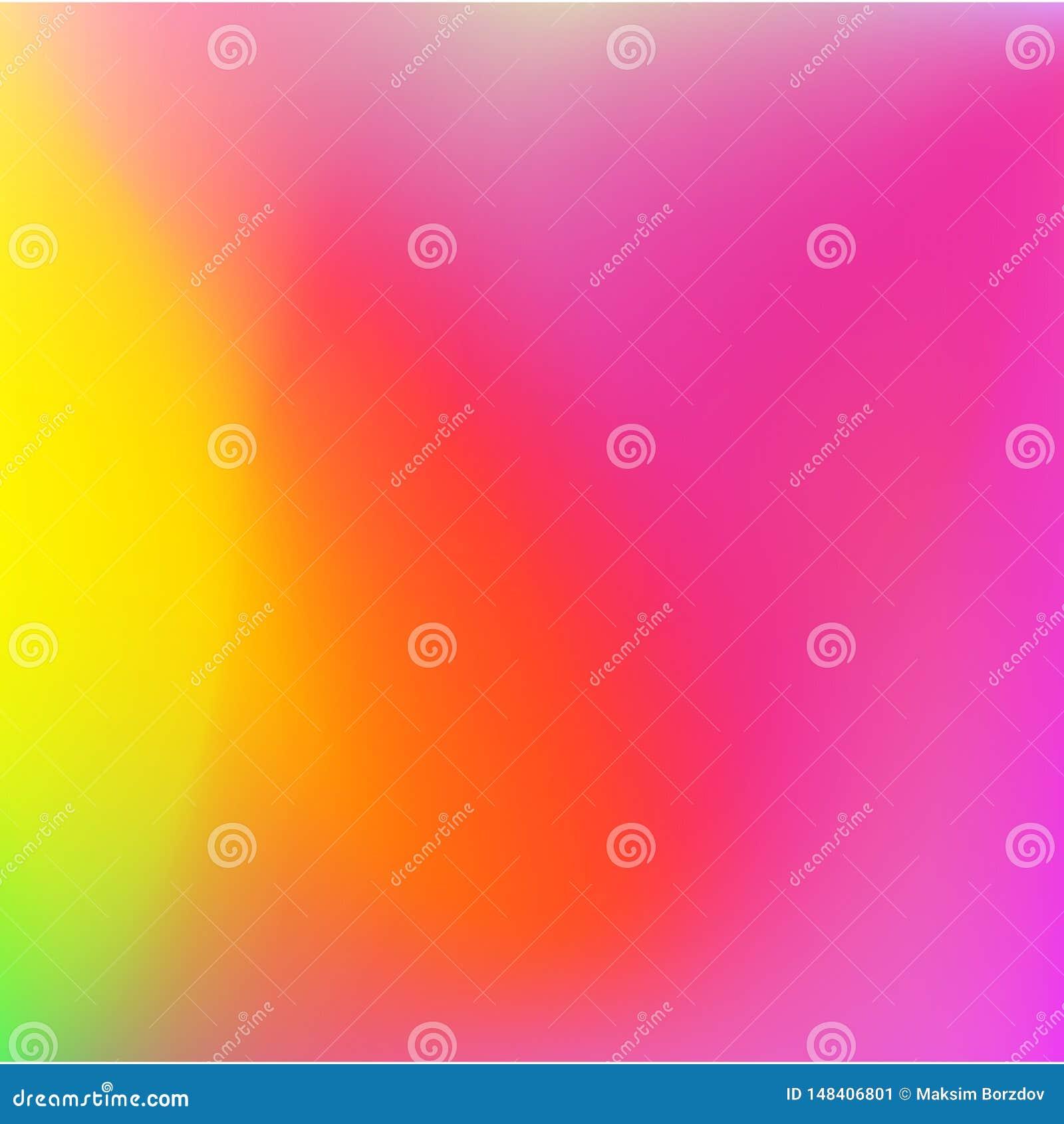 Предпосылка яркого конспекта градиента цветов мягкая o