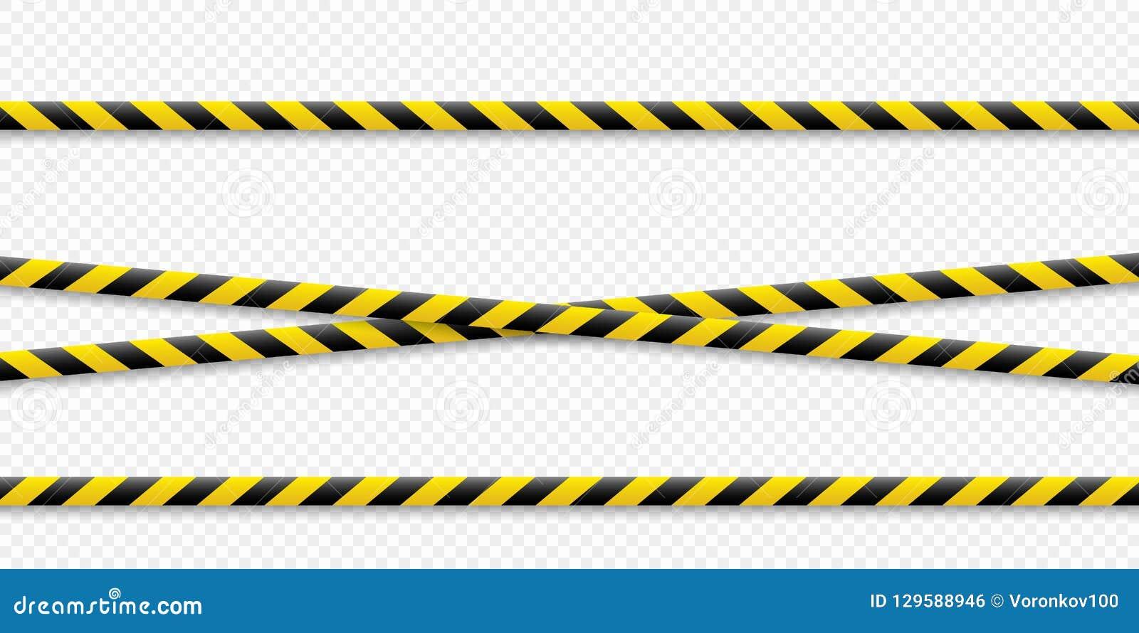 Предупреждающие линии Предостерегите его опасный к здоровью Предупреждая лента баррикады, желт-черная, на изолированной предпосыл