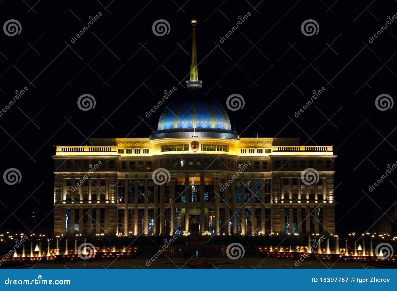 президент дворца
