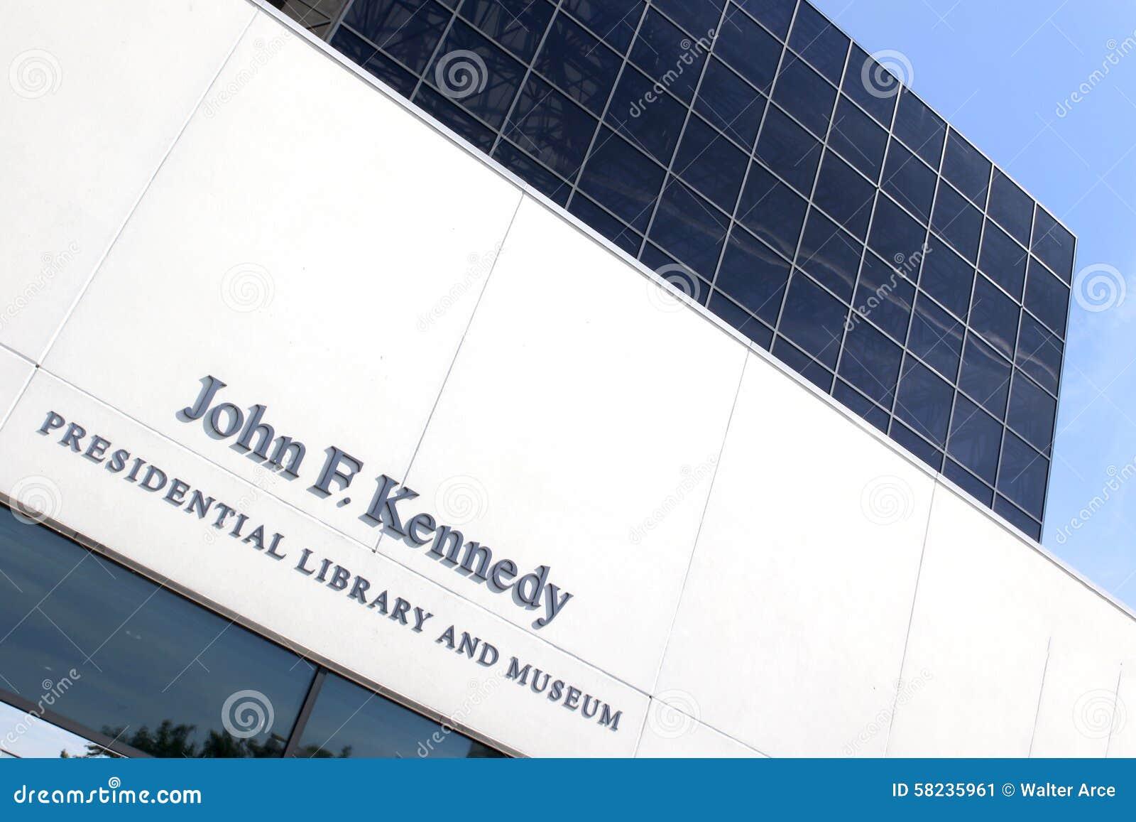 Президентская библиотека Джона Ф. Кеннеди