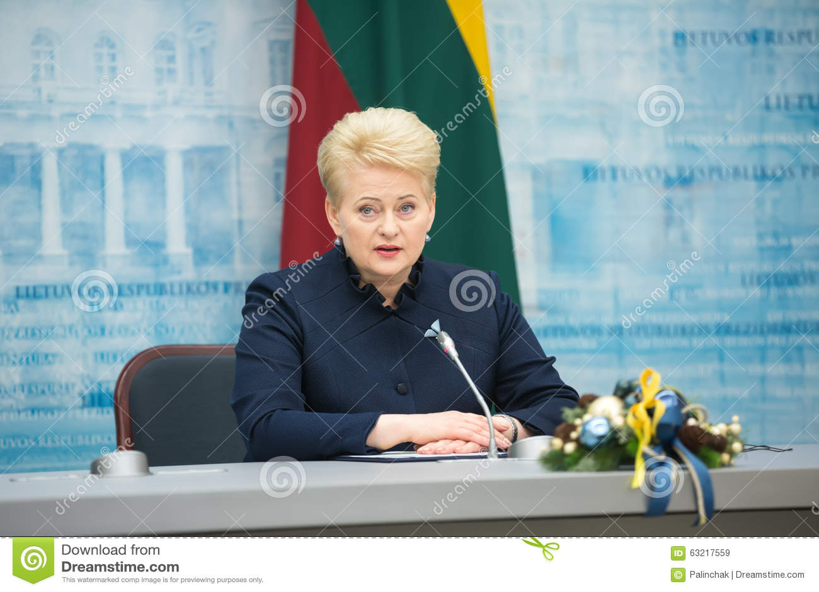 президент Литвы grybauskaite dalia