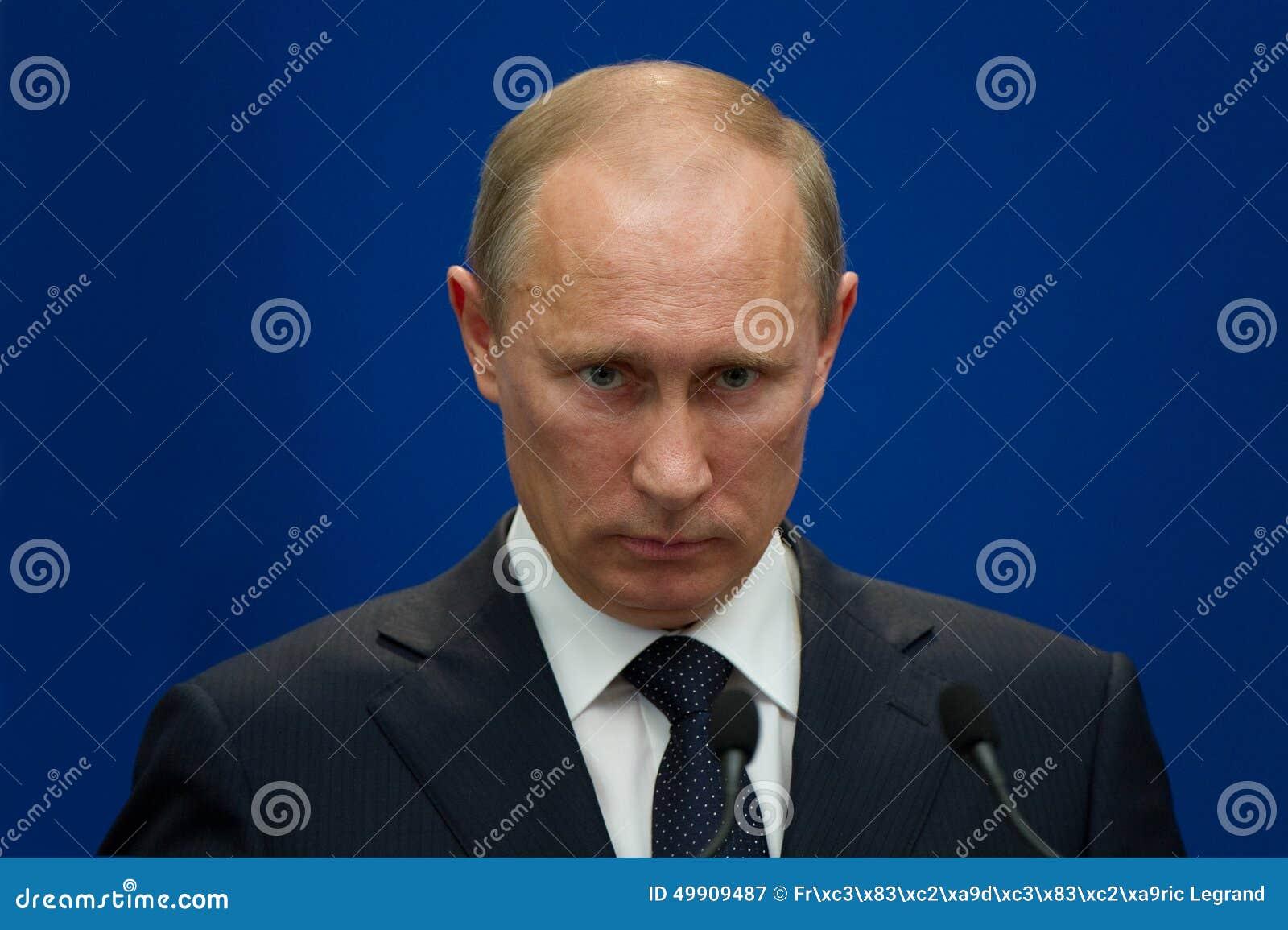 Download Президент России Владимира Путина Редакционное Фотография - изображение насчитывающей closeup, случай: 49909487