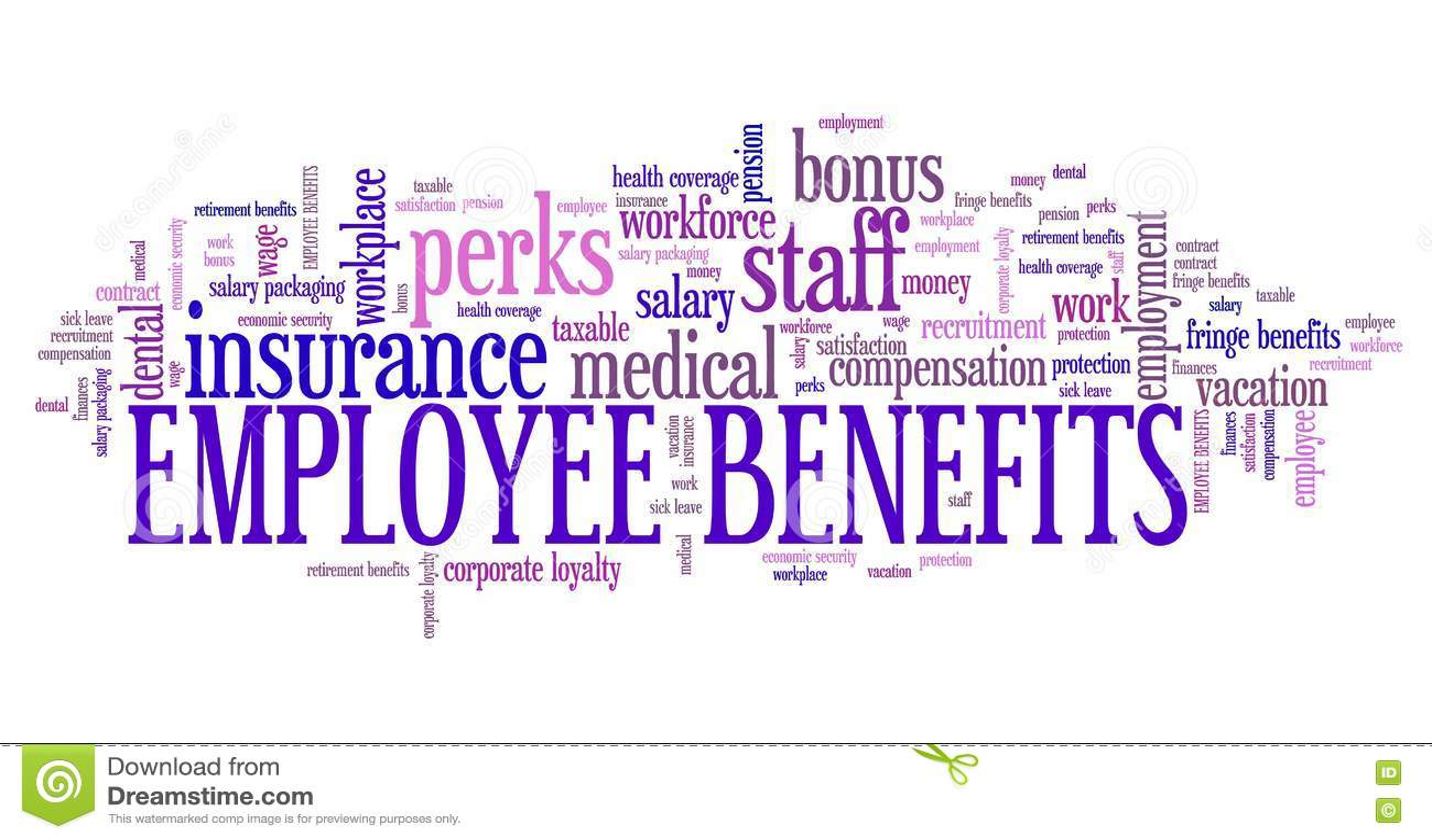 Преимущества занятости