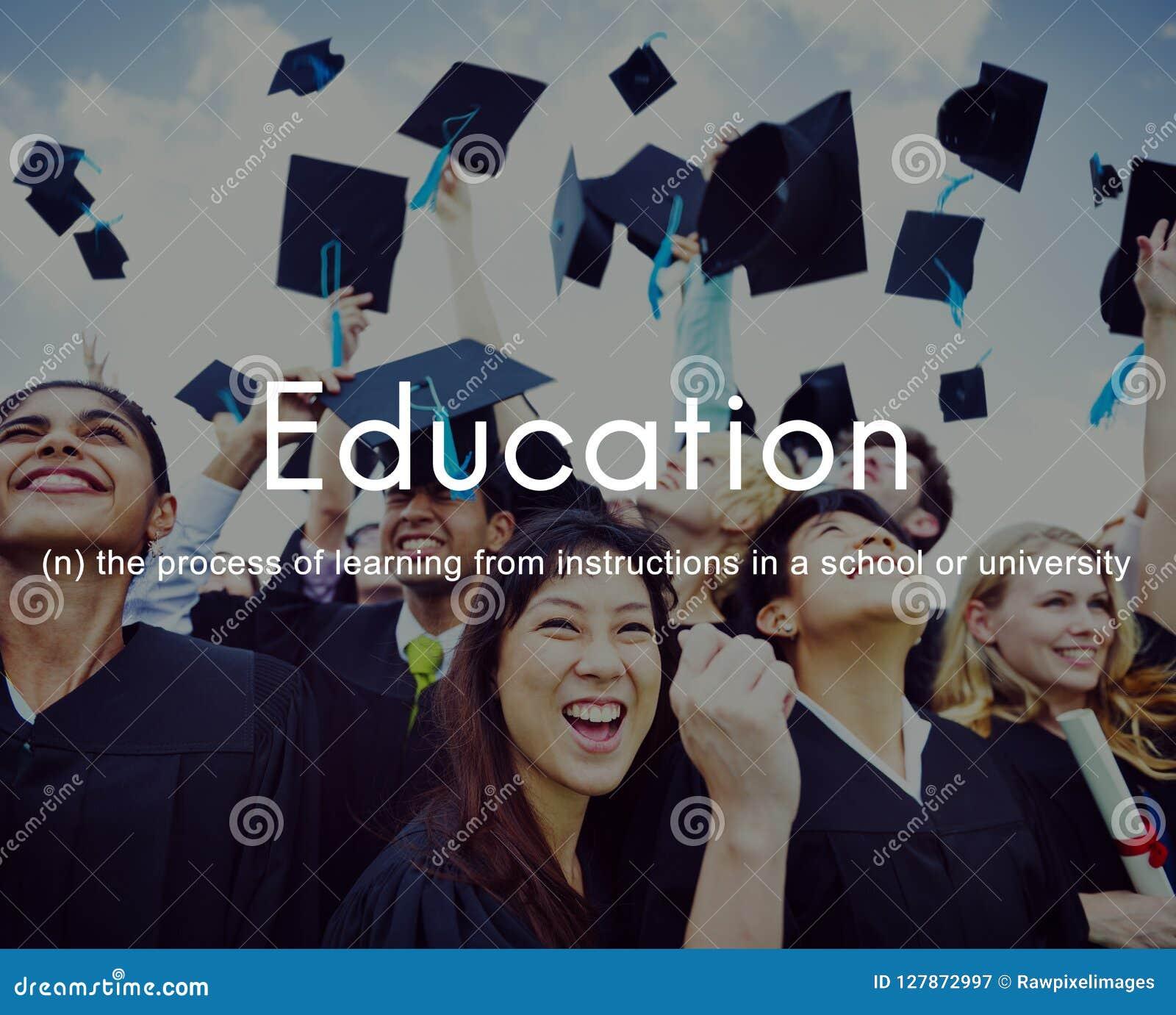 Премудрость знания образования уча изучающ концепцию