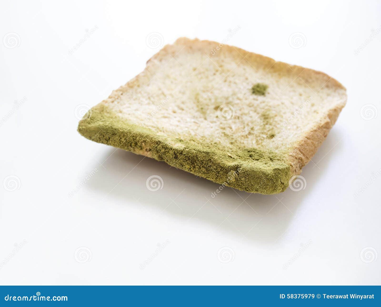 Прессформа на изолированном хлебе