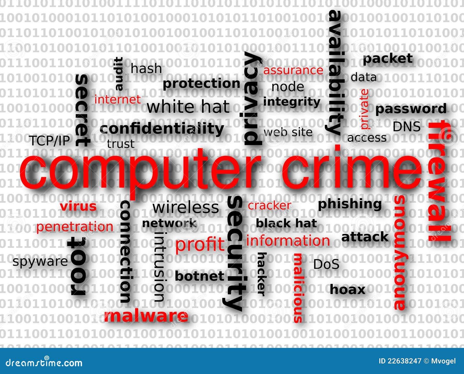 преступление в компьютерной сфере