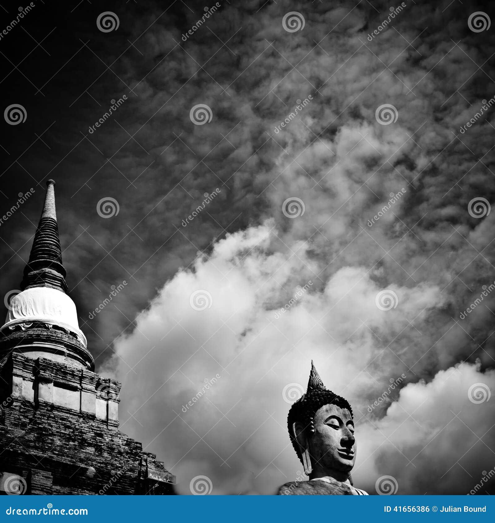 Предел Ayutthaya Таиланда Джулиана