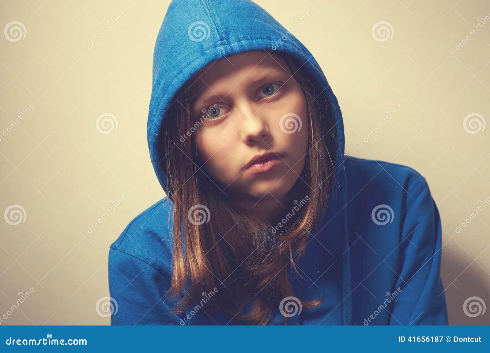 предназначенное для подростков девушки унылое