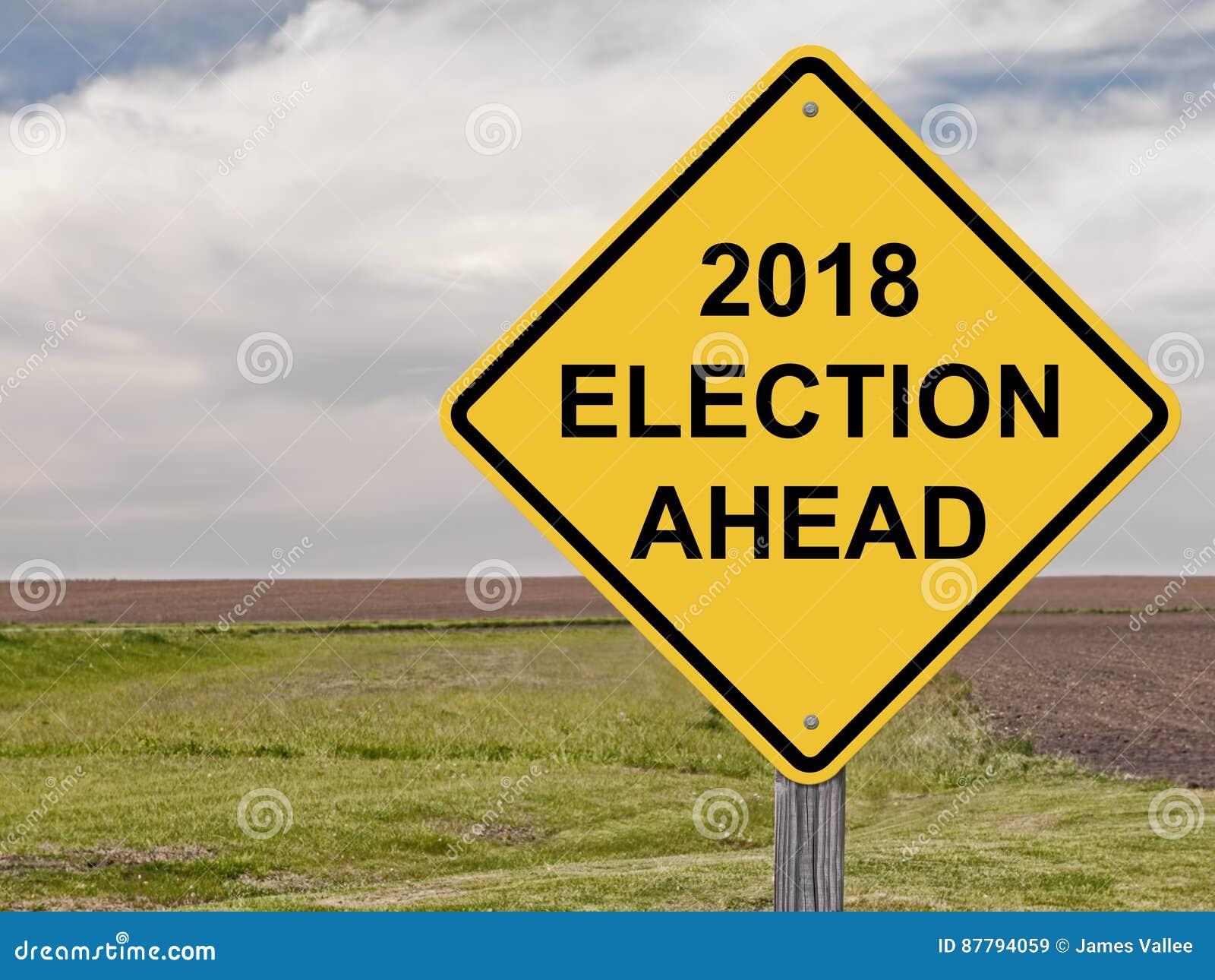 Предосторежение - избрание 2018 вперед