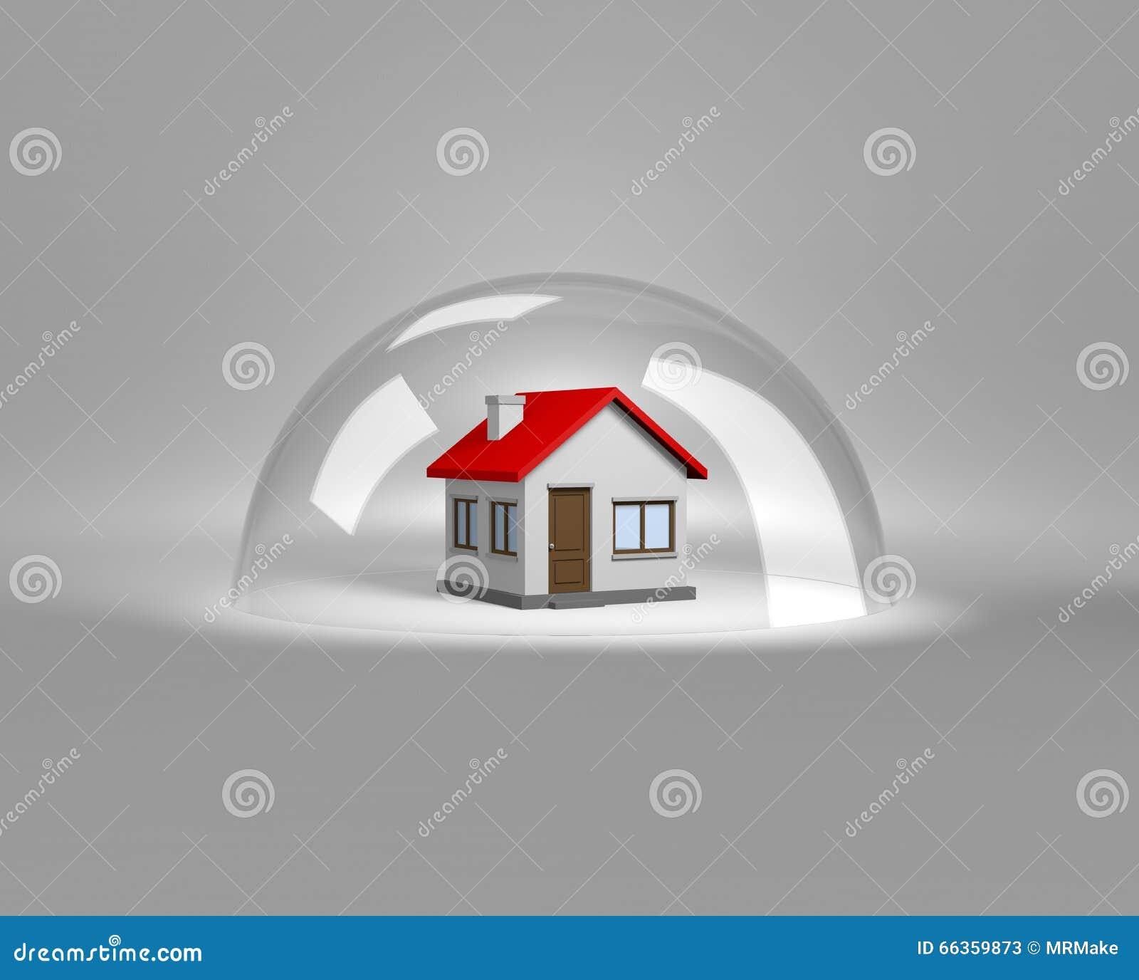 Предохранение от дома