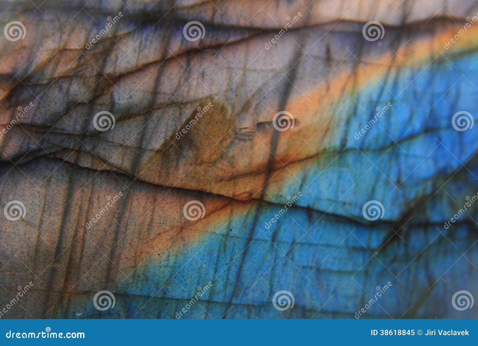 Предпосылка лабрадорита естественная минеральная