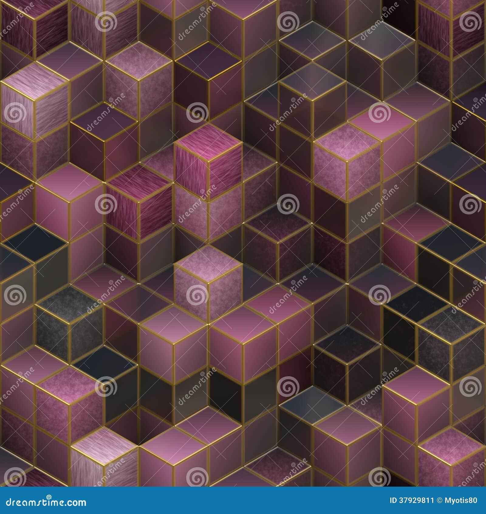 Предпосылка абстрактных кубов безшовная