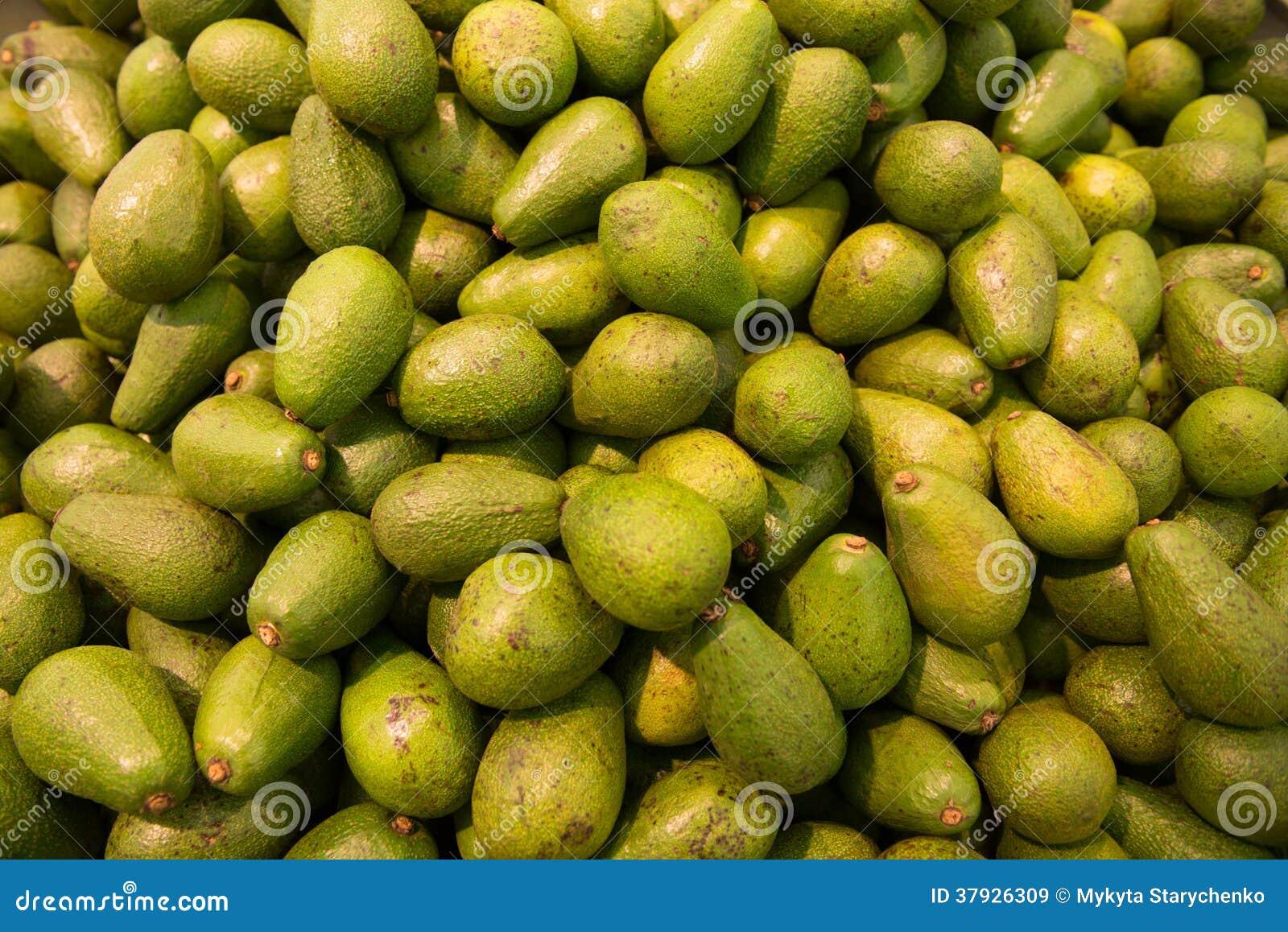 Предпосылка авокадоа