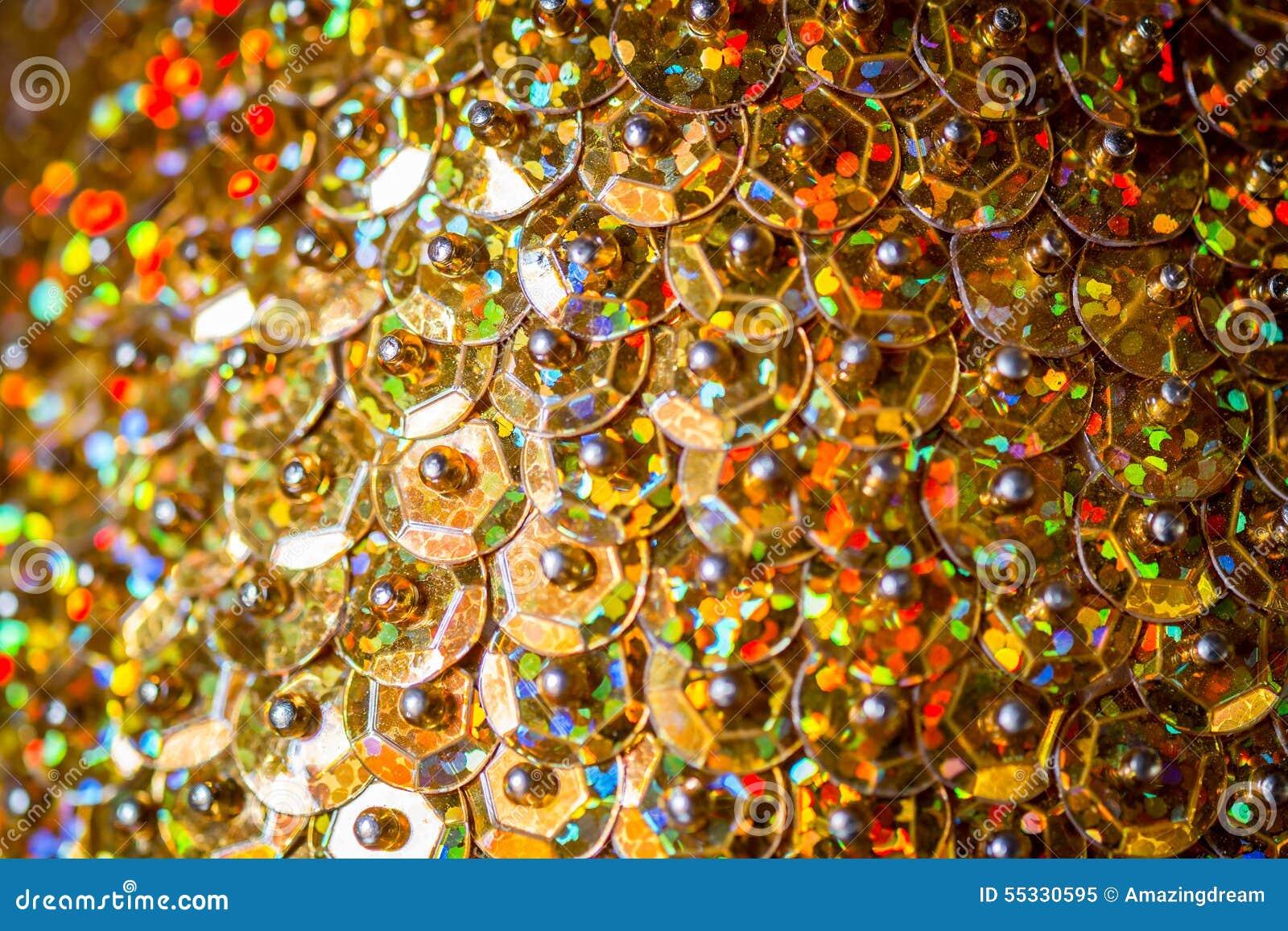 Предпосылка гениального shimmer золотая