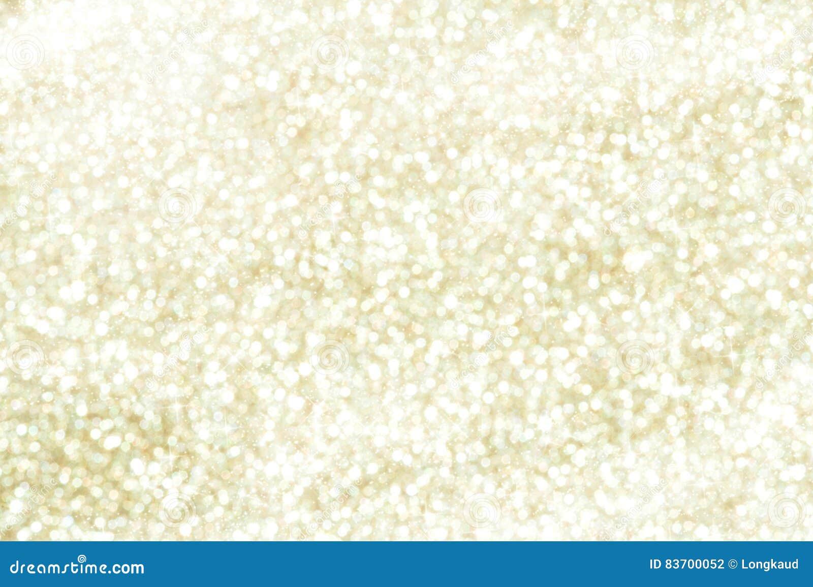 Предпосылка золота искры яркого блеска