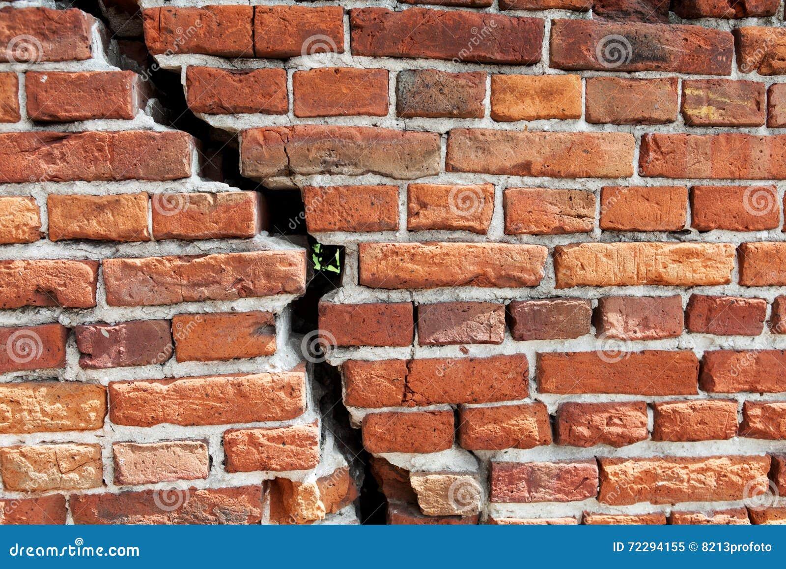 Download Предпосылка кирпичной стены, треснутая кирпичная стена Стоковое Изображение - изображение насчитывающей агенства, рамка: 72294155