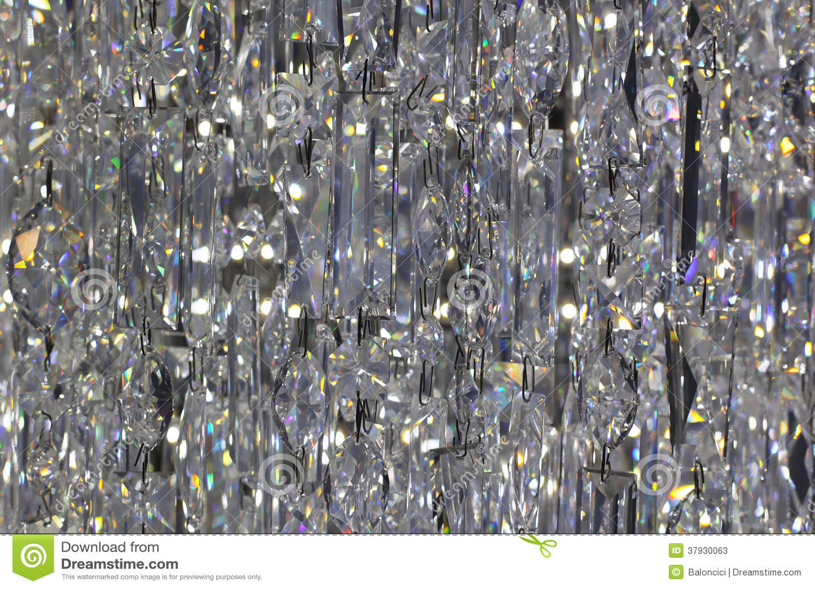 Предпосылка кристаллов