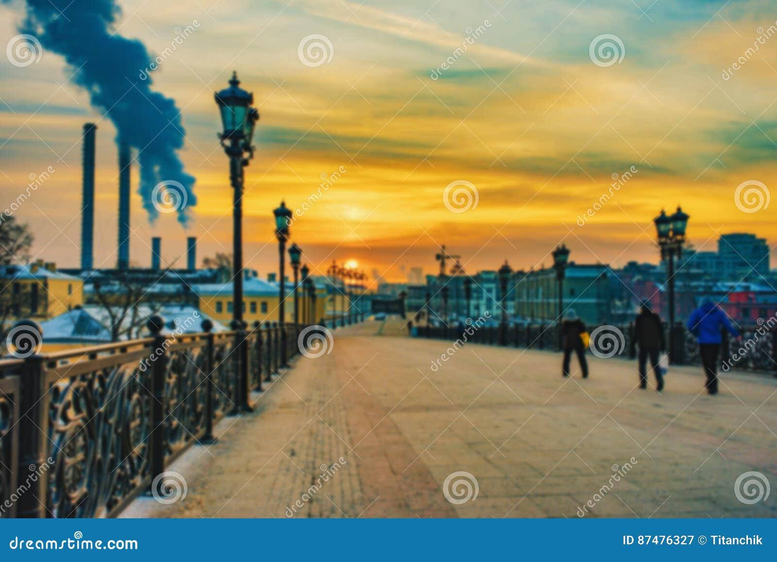 Предпосылка нерезкости Москвы города