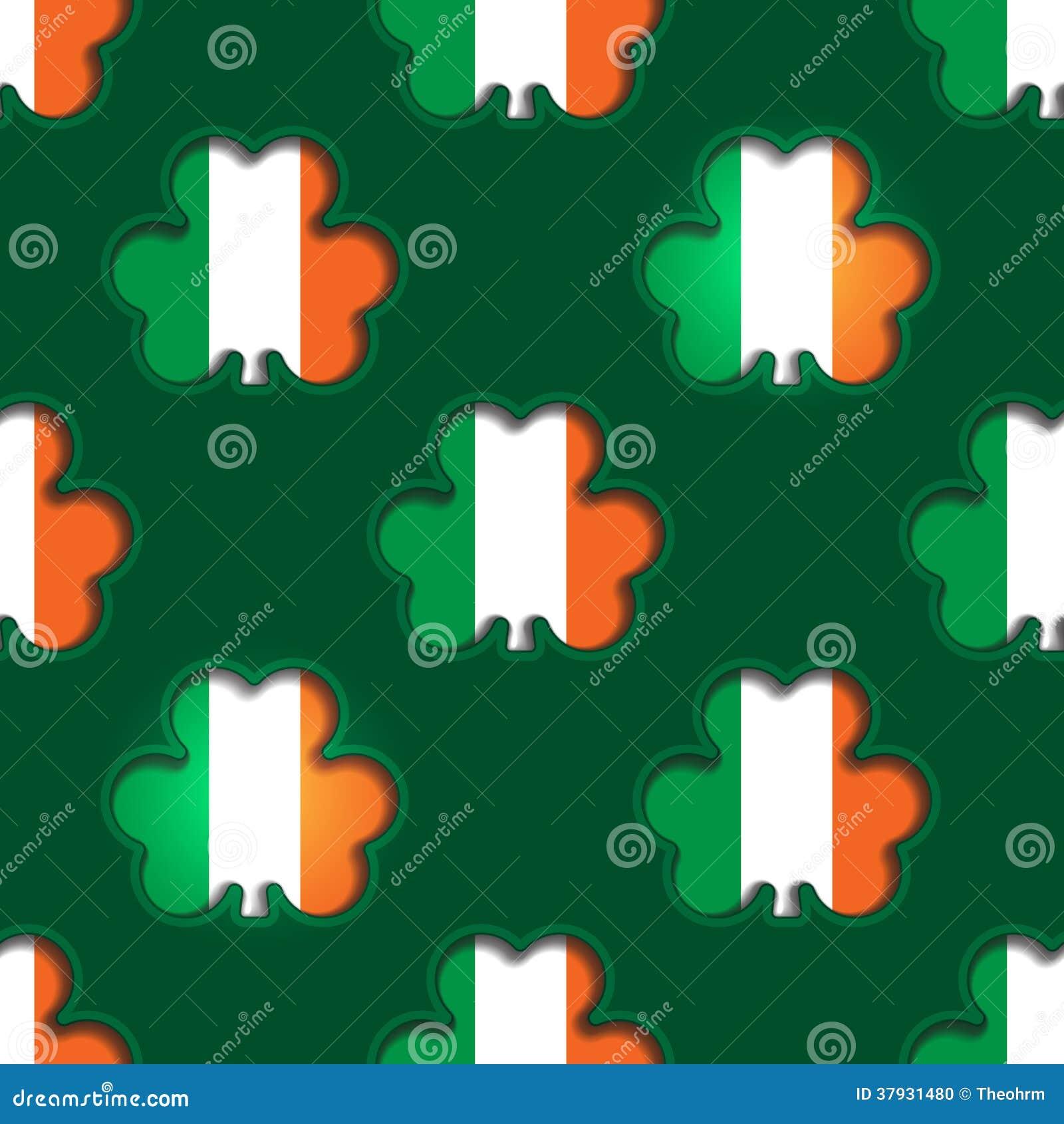 Предпосылка дня St. Patrick