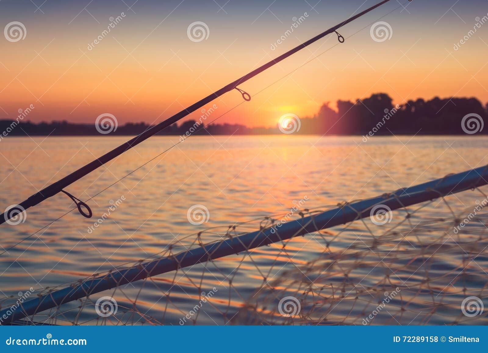 Предпосылка рыбной ловли