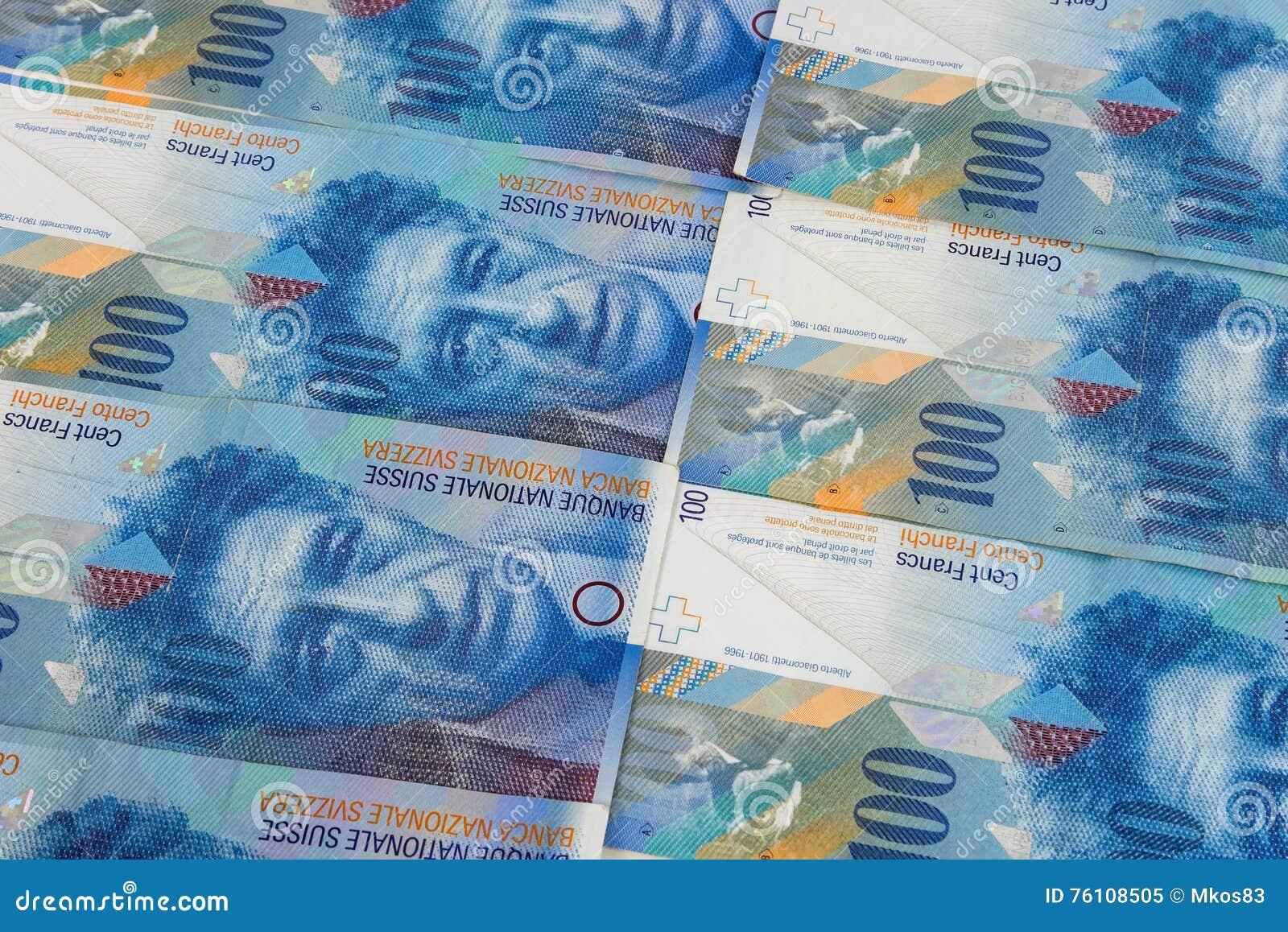 100 швейцарских франков фото интересный факт о деньгах для детей