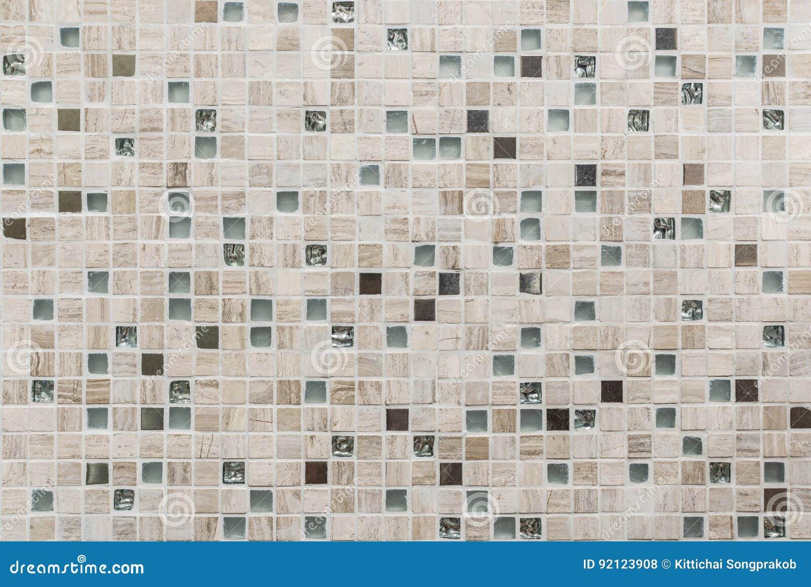 Предпосылка текстуры плиток мозаики