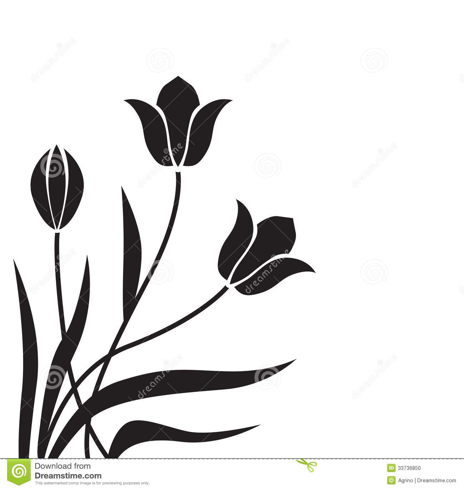 Предпосылка тюльпана