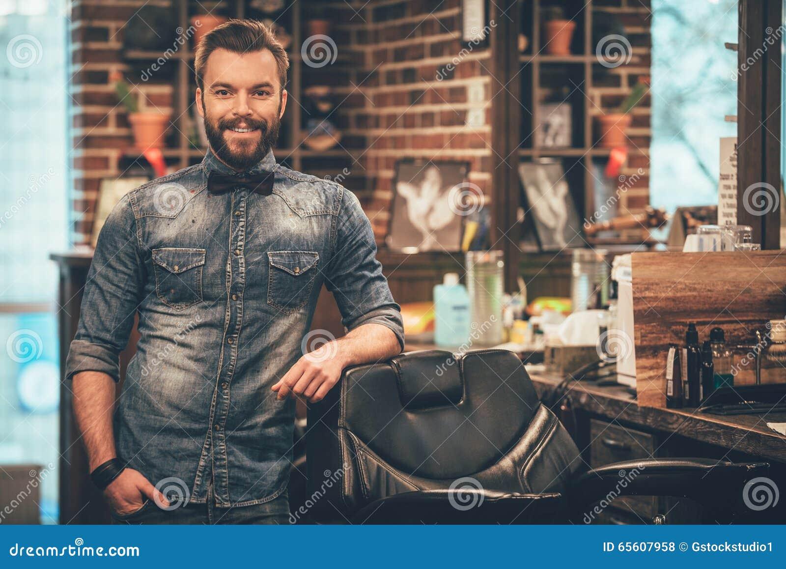 Предприниматель парикмахерскаи