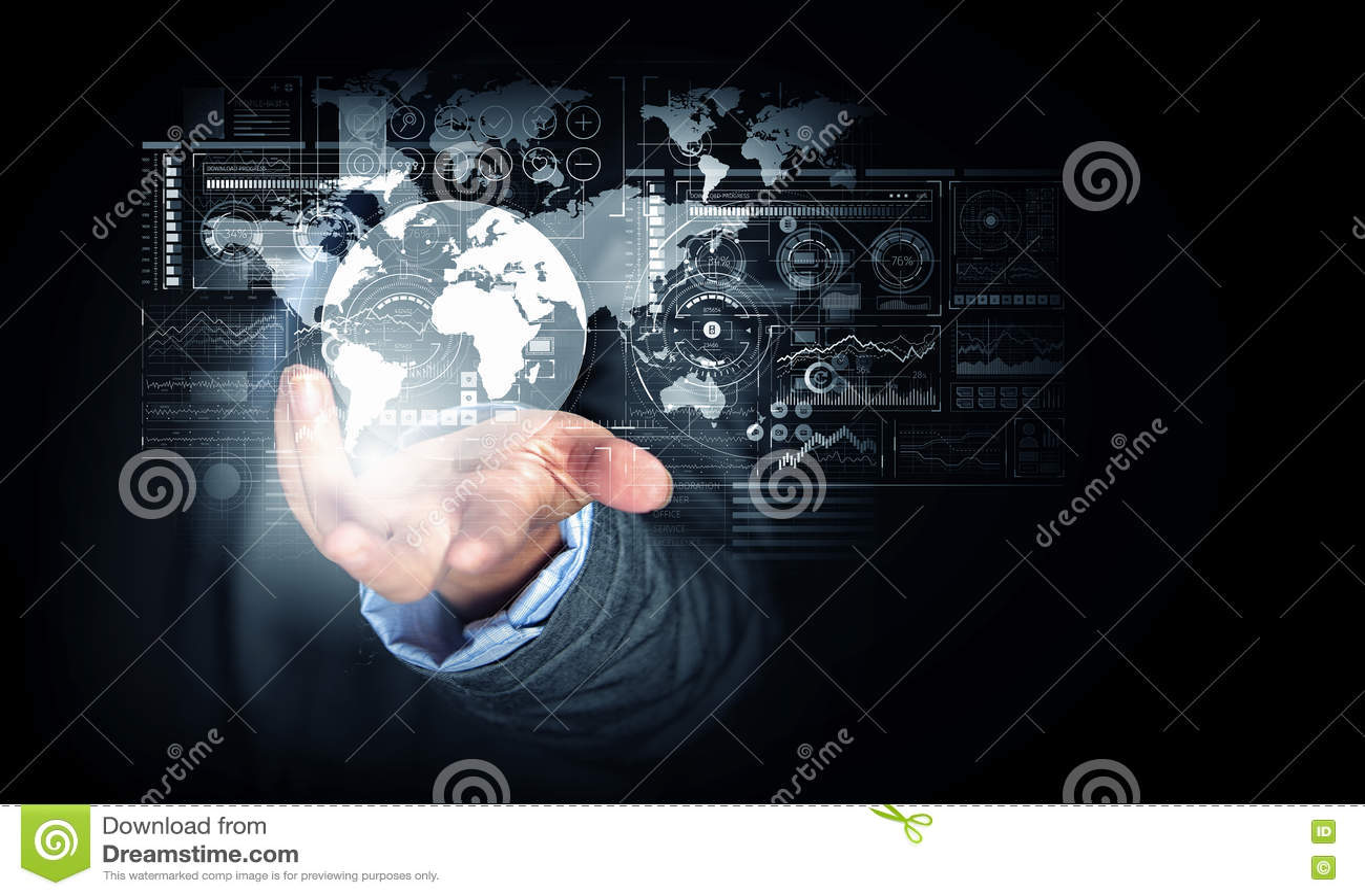 Представлять новые технологии Мультимедиа
