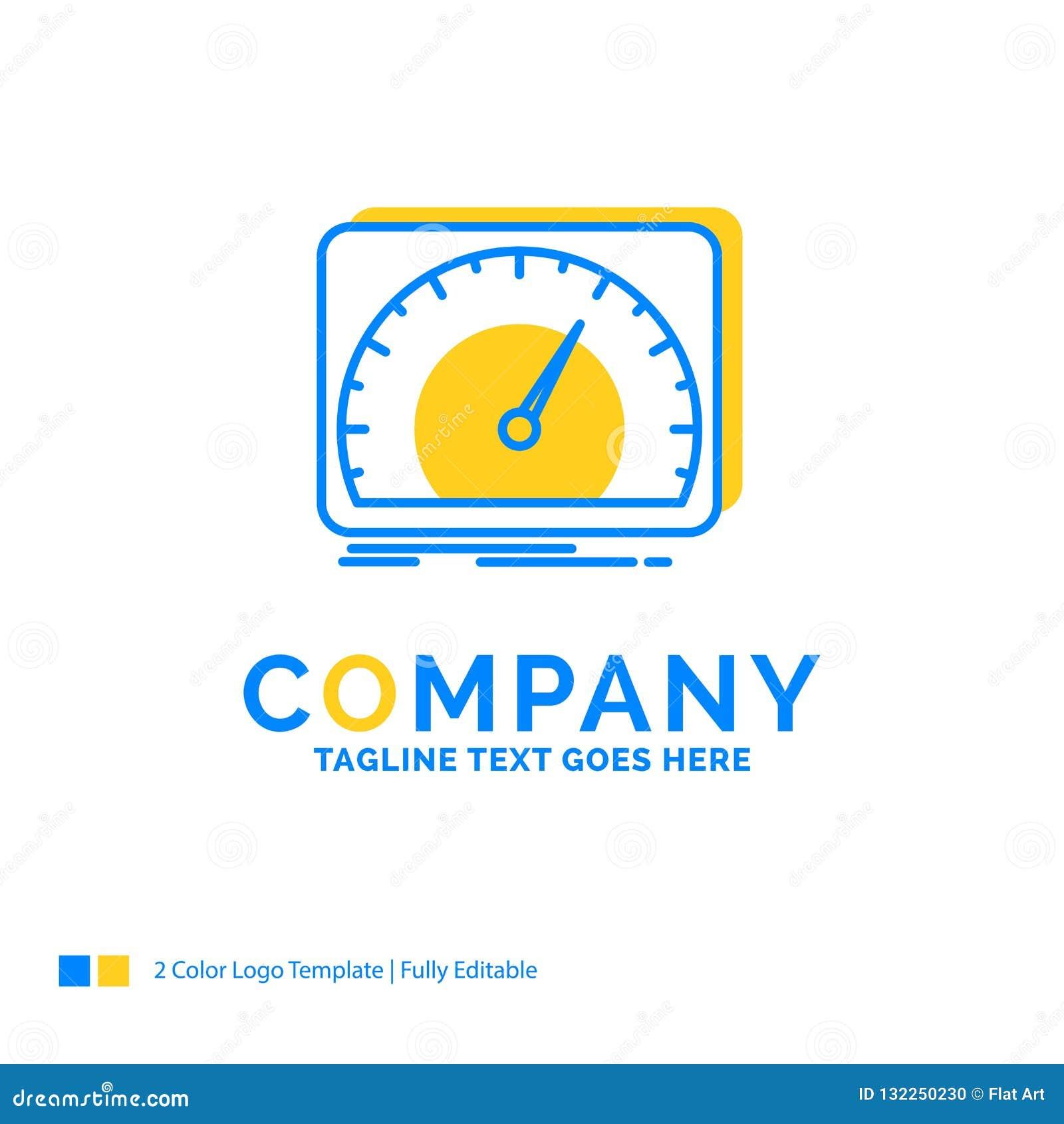 приборная панель, прибор, скорость, тест, дело Lo интернета голубое желтое