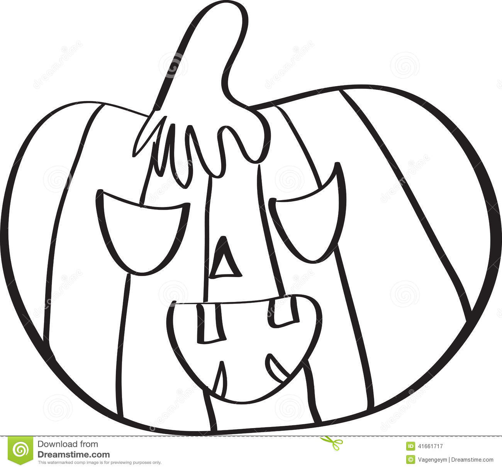 привидение halloween