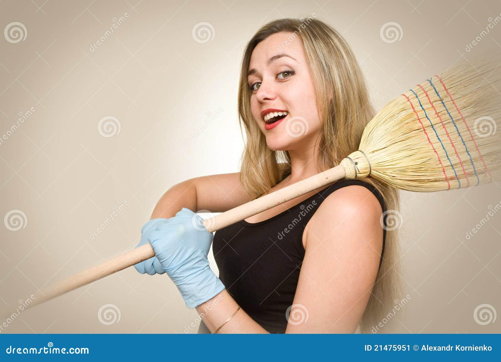 Домохозяйка сексуальные обязанности