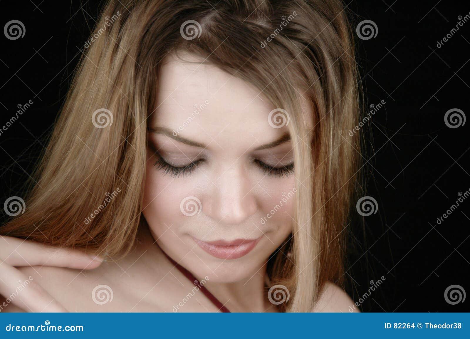 привлекательная женщина 5