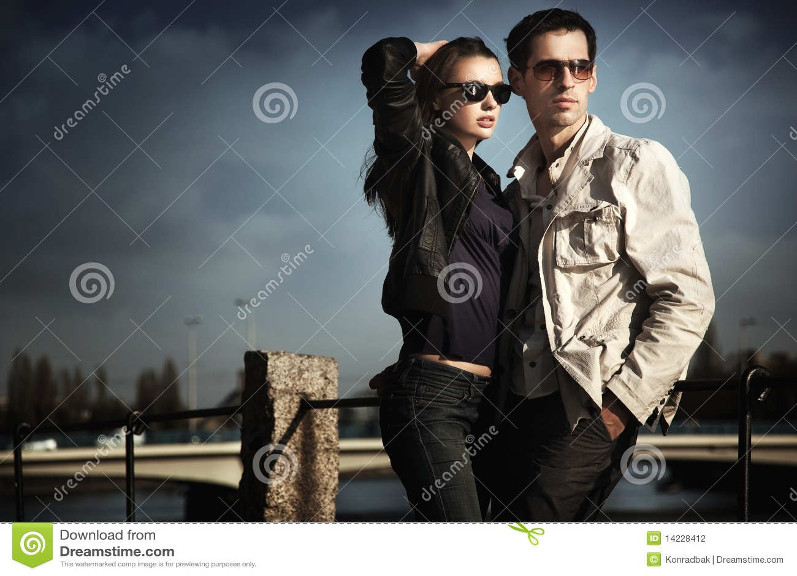 привлекательные детеныши пар