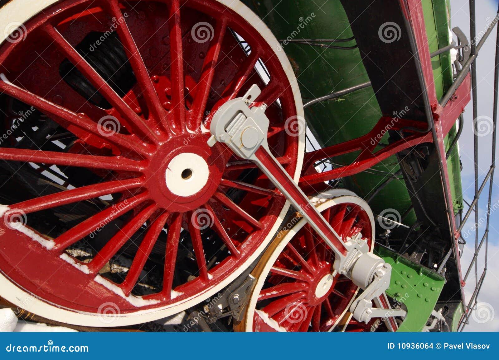 приводное колесо