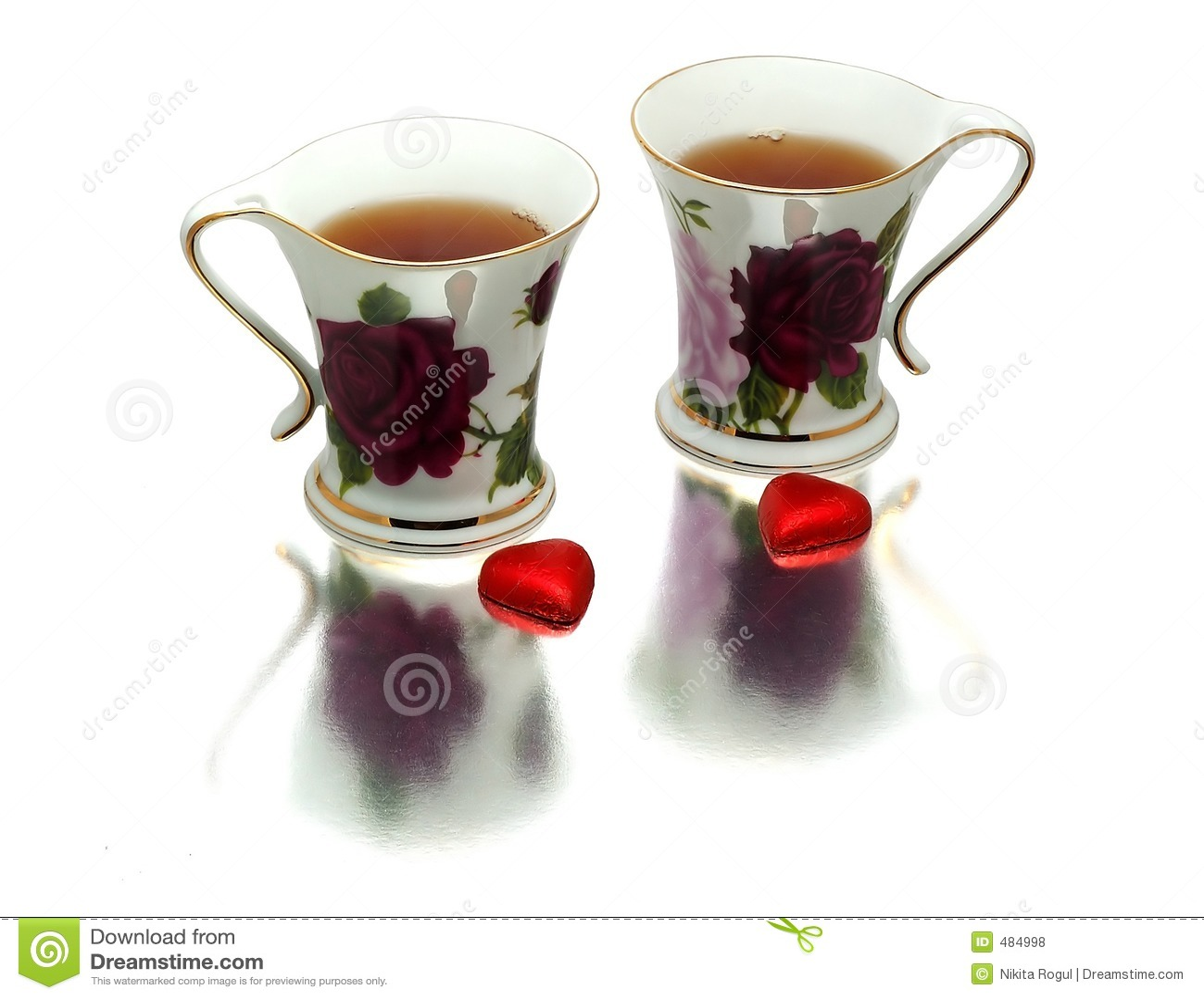 придает форму чашки чай 2